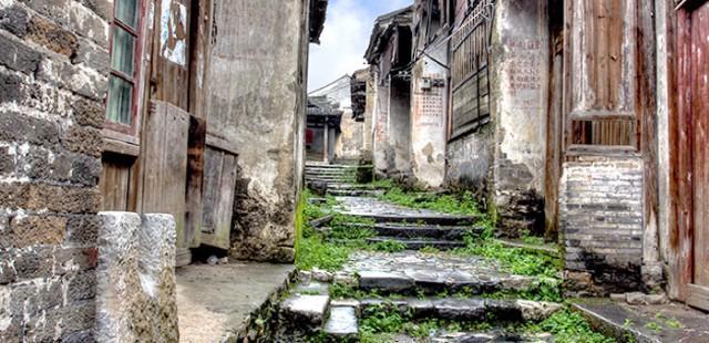 Daxu Ancient Town
