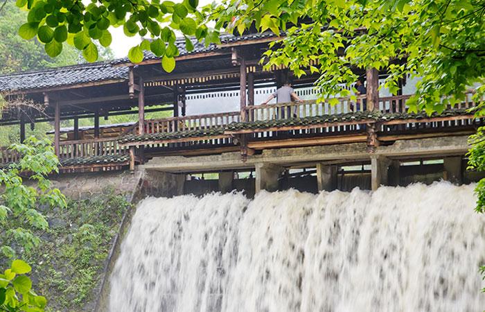 Gudong Scenic Area