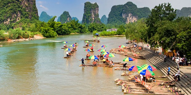 Guilin & Yangshuo 5 Days 4 Nights Promotion Package