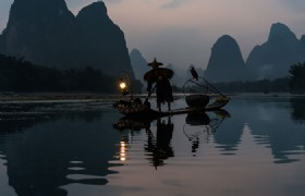 Yangshuo to Guilin to Shanghai