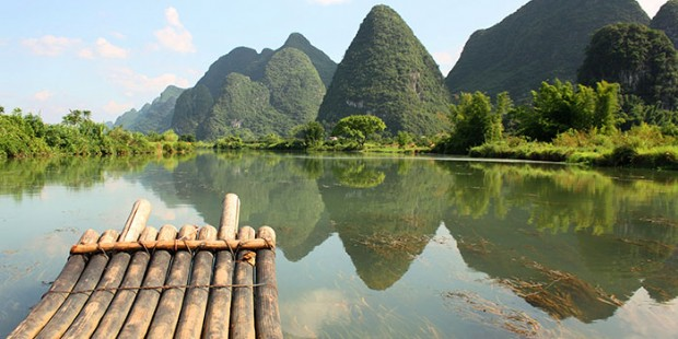 Li River Cruise One Day Group Tour