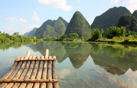 Li River Cruise One Day Tour (SIC)