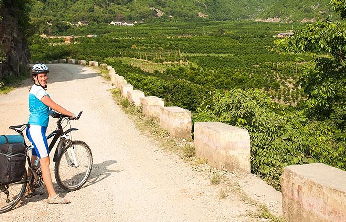 Yangshuo Countryside Biking