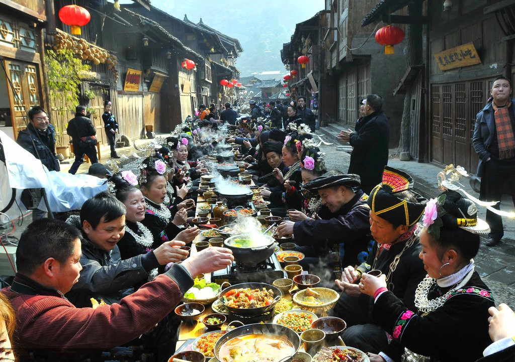 6 Days Guizhou Ethnic Minority And Libo Xiaoqikong Tour