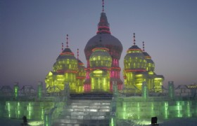 Beijing Essence and Ice Festival 8 Days Muslim Tour
