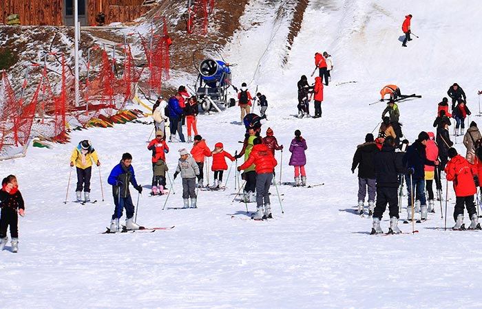 Jihua Ski Resort