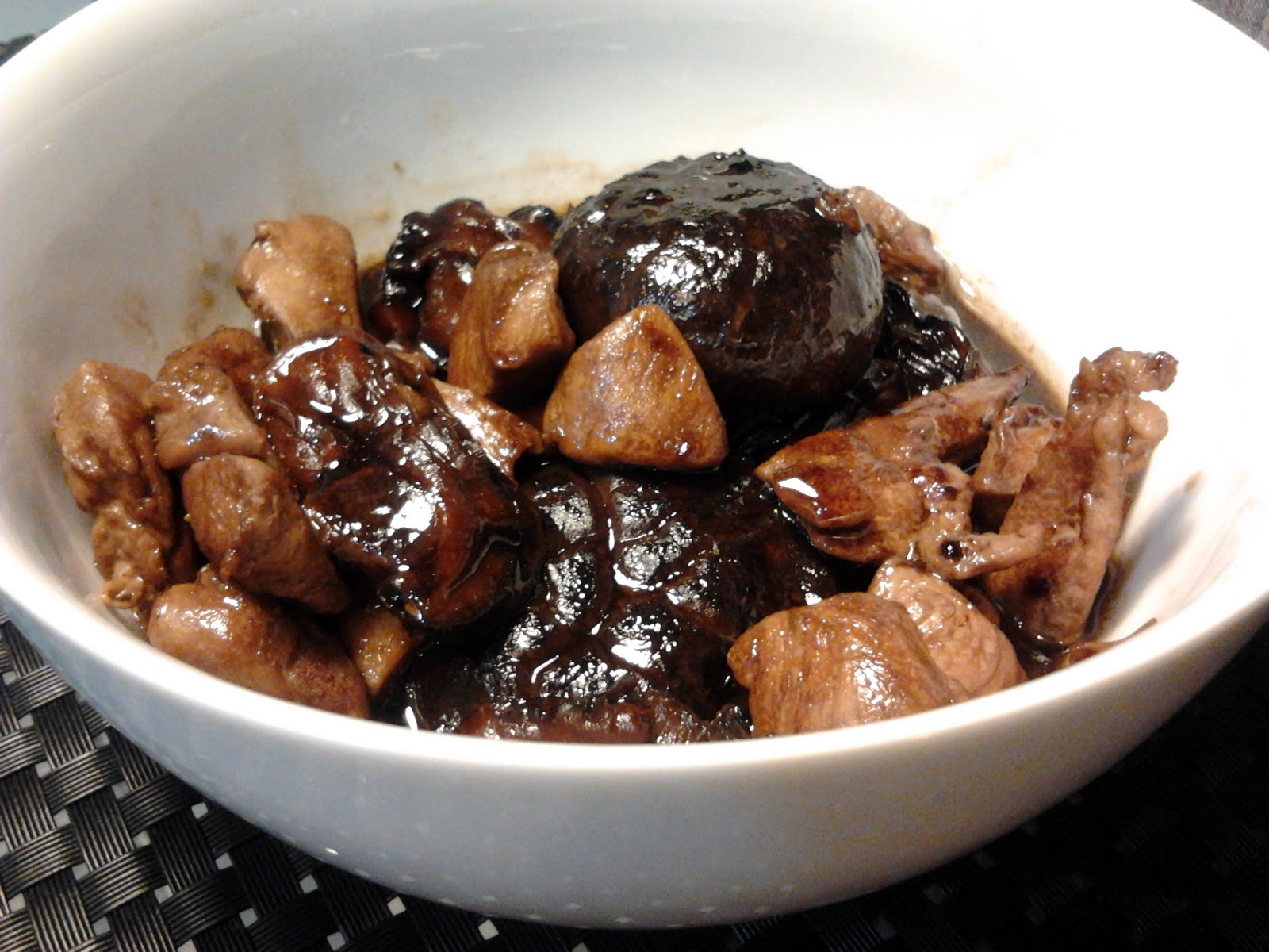 Ed Baines' Braised Shoulder Of Lamb With Mushrooms Recipes ...
