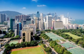 Hong Kong Island Private Tour With Jumbo Kingdom Floating Dim Sum Lunch