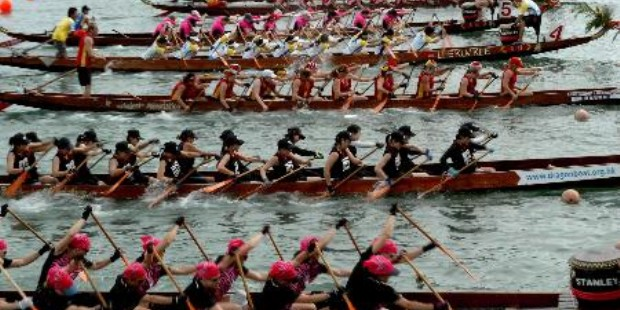 Dragon Boat Festival Tour in Hong Kong