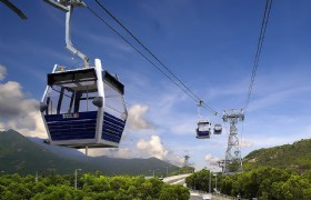 4 Day Hong Kong Ocean Park and Giant Buddha Tour