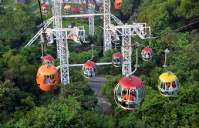 Hong Kong Disneyland and Ocean Park 4 Days Tour