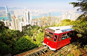Half Day Deluxe Hong Kong Island Tour with Sky Terrace (5 hours Seat-in-Coach)
