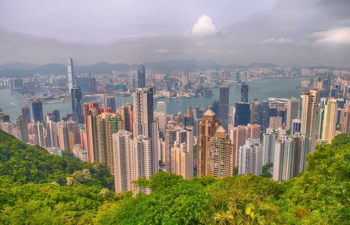 Tour Destinations for Hong Kong City