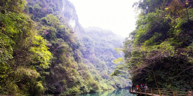 7 Days Zhangjiajie, Fenghuang and Changsha Muslim Tour