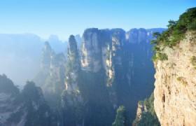 Tianzi Mountain