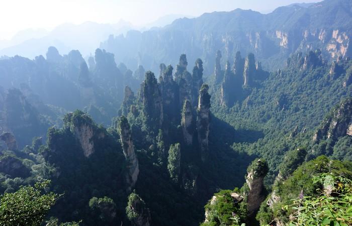 Yuanjiajie Scenic Area
