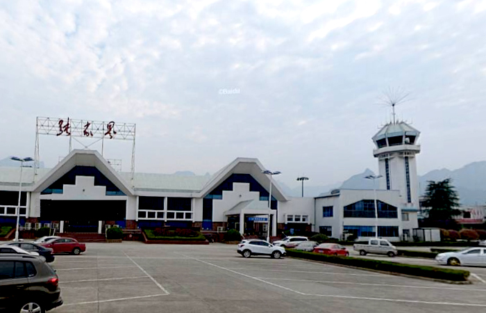 Zhangjiajie Lotus International Airport