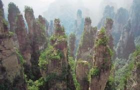 Hong Kong Shengzhen Shaoguang Zhangjiajie 8 Days Tour