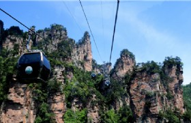 5 Day Changsha and Zhangjiajie Bullet Train Tour