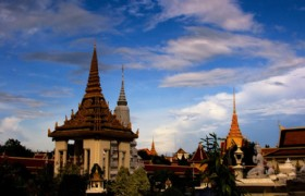 Phnom Penh, Battambang and Siem R…