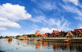 All-day Ayutthaya River Cruise SI…
