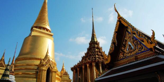 Royal Grand Palace and Emerald Buddha Temple Half Day SIC Tour