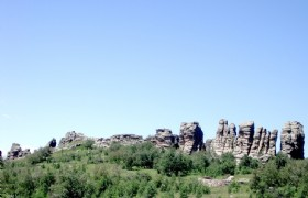 Hohhot-Resonant Sand Gorge-Ordos
