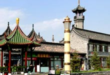 Huhhot Great Mosque4