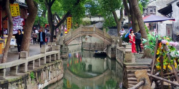 Essence of Shanghai & Suzhou & Hangzhou 5 Days Join in Group Tour