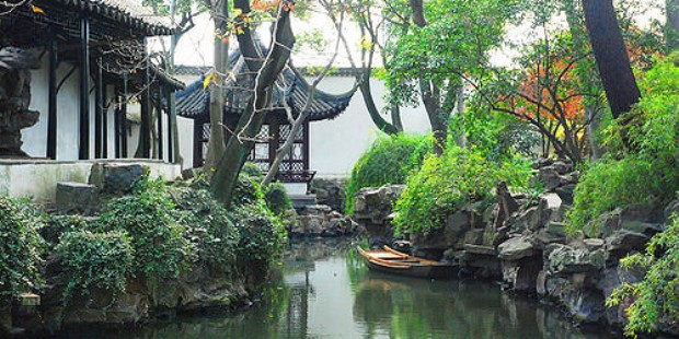 4-Day Shanghai and Suzhou Group Tour