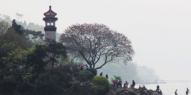 Wuxi Lake Tai Scenic Area