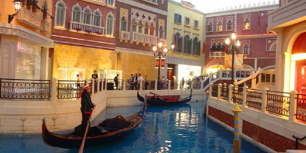 Macau excursion with Cotai Strip and Venetian