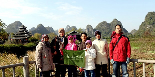 4 Days Guilin and Yangshuo Muslim Tour
