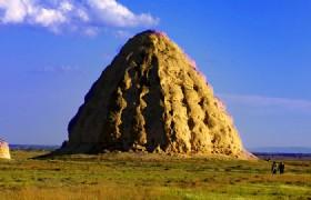 Western Xia Tombs 2