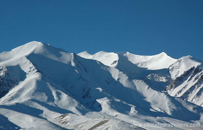 Yuzhu Peak