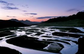 The Origin of Three Rivers