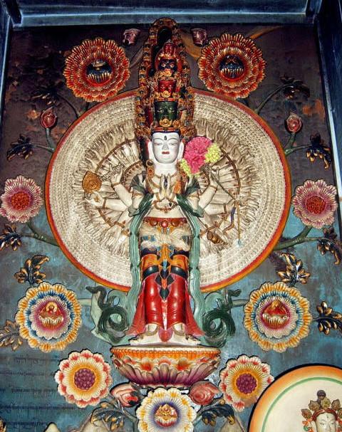 Vairocana Temple (Temple of Princess Wencheng)