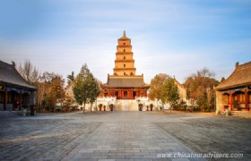 5 Day Xian Highlights Sightseeing Muslim Tour