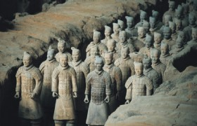 Terra cotta Warriors 1