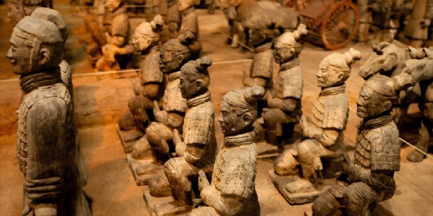 travel china guide terracotta warriors