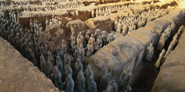 Xian Highlight One Day Tour inclusive of Terracotta Warriors
