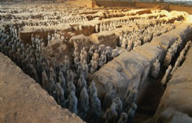 Xian One Day Tour of Terra-Cotta Warriors