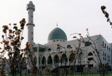 Shanghai Pudong Mosque 3