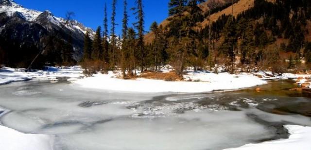 Flower Lake Grassland and  Glacier Park 7 Days Tour