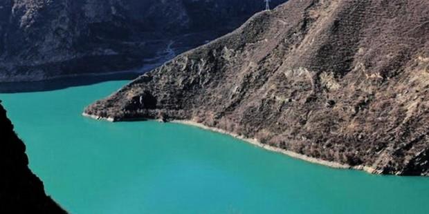 Diexi Lake