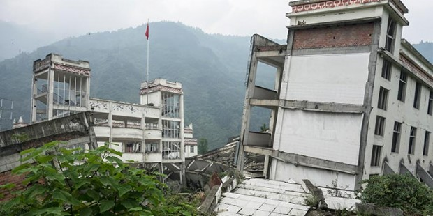 Wenchuan Earthquake Sites