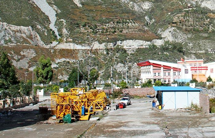 Wenchuan Earthquake Sites