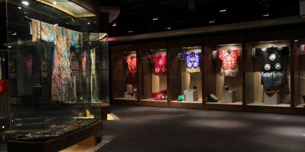 Chengdu Shu Brocade and Embroidery Museum