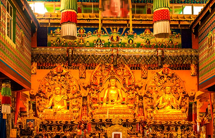 Baiyu Temple