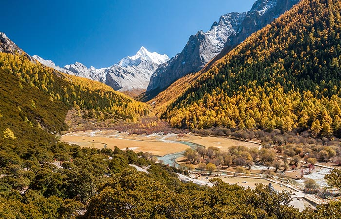 Bamu Sacred Mountain